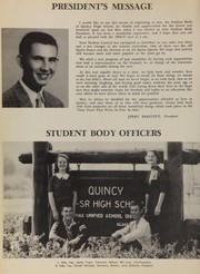 Page 8, 1957 Edition, Quincy High School - Pine Yearbook (Quincy, CA) online yearbook collection