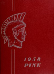 1958 Edition, Quincy High School - Pine Yearbook (Quincy, CA)