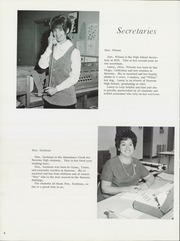 Page 10, 1970 Edition, Ramona High School - El Ano Yearbook (Ramona, CA) online yearbook collection