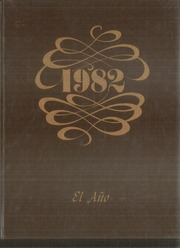 1982 Edition, Ramona High School - El Ano Yearbook (Ramona, CA)