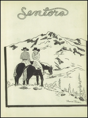 Page 13, 1951 Edition, Raymond Granite Union High School - Roundup Yearbook (Raymond, CA) online yearbook collection
