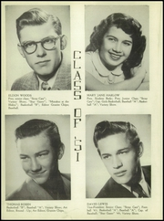 Page 14, 1951 Edition, Raymond Granite Union High School - Roundup Yearbook (Raymond, CA) online yearbook collection