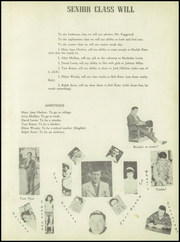 Page 17, 1951 Edition, Raymond Granite Union High School - Roundup Yearbook (Raymond, CA) online yearbook collection