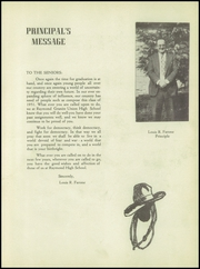 Page 9, 1951 Edition, Raymond Granite Union High School - Roundup Yearbook (Raymond, CA) online yearbook collection