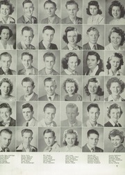 Page 13, 1945 Edition, Shasta High School - Daisy Yearbook (Redding, CA) online yearbook collection