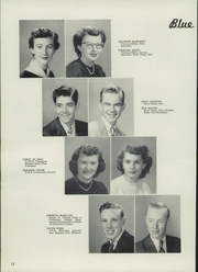Page 16, 1952 Edition, Shasta High School - Daisy Yearbook (Redding, CA) online yearbook collection