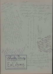 Page 4, 1952 Edition, Shasta High School - Daisy Yearbook (Redding, CA) online yearbook collection