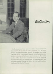Page 8, 1952 Edition, Shasta High School - Daisy Yearbook (Redding, CA) online yearbook collection
