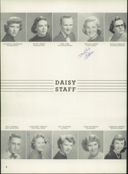 Page 12, 1953 Edition, Shasta High School - Daisy Yearbook (Redding, CA) online yearbook collection