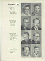 Page 17, 1953 Edition, Shasta High School - Daisy Yearbook (Redding, CA) online yearbook collection