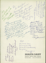 Page 5, 1953 Edition, Shasta High School - Daisy Yearbook (Redding, CA) online yearbook collection