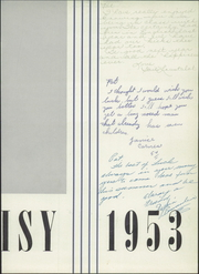 Page 7, 1953 Edition, Shasta High School - Daisy Yearbook (Redding, CA) online yearbook collection