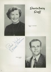 Page 10, 1955 Edition, Shasta High School - Daisy Yearbook (Redding, CA) online yearbook collection