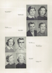 Page 11, 1955 Edition, Shasta High School - Daisy Yearbook (Redding, CA) online yearbook collection
