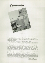 Page 12, 1955 Edition, Shasta High School - Daisy Yearbook (Redding, CA) online yearbook collection