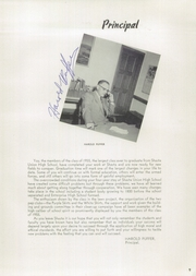 Page 13, 1955 Edition, Shasta High School - Daisy Yearbook (Redding, CA) online yearbook collection