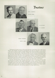 Page 14, 1955 Edition, Shasta High School - Daisy Yearbook (Redding, CA) online yearbook collection