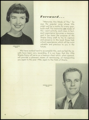 Page 12, 1956 Edition, Shasta High School - Daisy Yearbook (Redding, CA) online yearbook collection