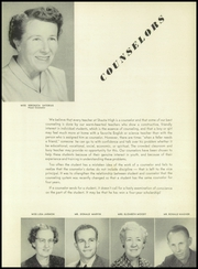 Page 17, 1956 Edition, Shasta High School - Daisy Yearbook (Redding, CA) online yearbook collection