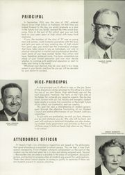 Page 17, 1957 Edition, Shasta High School - Daisy Yearbook (Redding, CA) online yearbook collection