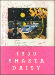 Page 7, 1959 Edition, Shasta High School - Daisy Yearbook (Redding, CA) online yearbook collection