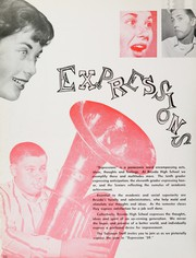 Page 14, 1959 Edition, Reseda High School - Talisman Yearbook (Reseda, CA) online yearbook collection