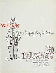 Page 7, 1959 Edition, Reseda High School - Talisman Yearbook (Reseda, CA) online yearbook collection
