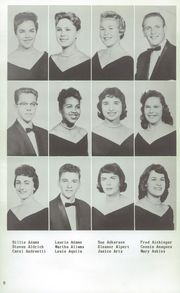 Page 12, 1959 Edition, Harry Ells High School - Crusader Yearbook (Richmond, CA) online yearbook collection