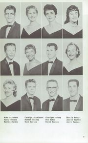 Page 13, 1959 Edition, Harry Ells High School - Crusader Yearbook (Richmond, CA) online yearbook collection