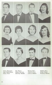Page 14, 1959 Edition, Harry Ells High School - Crusader Yearbook (Richmond, CA) online yearbook collection