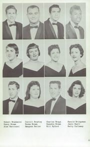 Page 15, 1959 Edition, Harry Ells High School - Crusader Yearbook (Richmond, CA) online yearbook collection