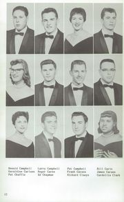 Page 16, 1959 Edition, Harry Ells High School - Crusader Yearbook (Richmond, CA) online yearbook collection