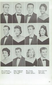 Page 17, 1959 Edition, Harry Ells High School - Crusader Yearbook (Richmond, CA) online yearbook collection
