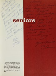 Page 7, 1960 Edition, Harry Ells High School - Crusader Yearbook (Richmond, CA) online yearbook collection