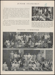 Page 17, 1947 Edition, Richmond High School - Shield Yearbook (Richmond, CA) online yearbook collection