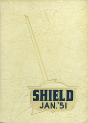 Page 1, 1951 Edition, Richmond High School - Shield Yearbook (Richmond, CA) online yearbook collection