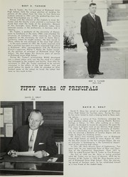 Page 17, 1957 Edition, Richmond High School - Shield Yearbook (Richmond, CA) online yearbook collection