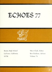 Page 5, 1977 Edition, Bonita High School - Echoes Yearbook (La Verne, CA) online yearbook collection
