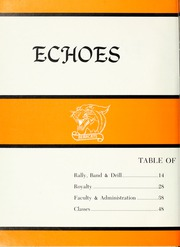 Page 6, 1977 Edition, Bonita High School - Echoes Yearbook (La Verne, CA) online yearbook collection