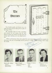 Page 11, 1955 Edition, Burroughs High School - Burro Yearbook (Ridgecrest, CA) online yearbook collection