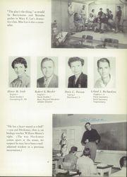 Page 13, 1955 Edition, Burroughs High School - Burro Yearbook (Ridgecrest, CA) online yearbook collection