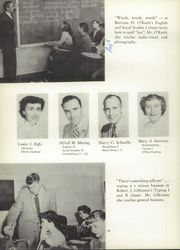 Page 14, 1955 Edition, Burroughs High School - Burro Yearbook (Ridgecrest, CA) online yearbook collection