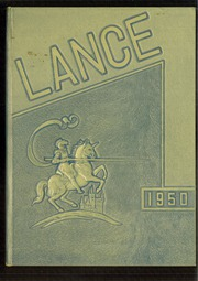 Page 1, 1950 Edition, Ripon Christian High School - Lance Yearbook (Ripon, CA) online yearbook collection