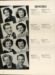 Page 14, 1950 Edition, Ripon Christian High School - Lance Yearbook (Ripon, CA) online yearbook collection