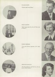 Page 21, 1953 Edition, Ripon Christian High School - Lance Yearbook (Ripon, CA) online yearbook collection
