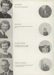 Page 22, 1953 Edition, Ripon Christian High School - Lance Yearbook (Ripon, CA) online yearbook collection