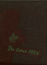 Ripon Christian High School - Lance Yearbook (Ripon, CA) online yearbook collection, 1954 Edition, Page 1