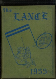 Ripon Christian High School - Lance Yearbook (Ripon, CA) online yearbook collection, 1955 Edition, Page 1