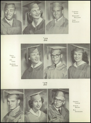 Page 10, 1952 Edition, Riverdale Joint Union High School - Eagle Yearbook (Riverdale, CA) online yearbook collection