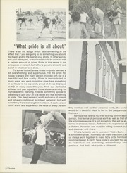 Page 6, 1973 Edition, Notre Dame High School - Titan Yearbook (Riverside, CA) online yearbook collection